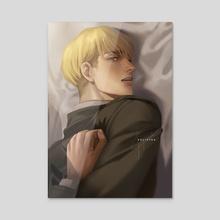 Armin Arlert [Screencap Redraw] - Acrylic by Sayrenka
