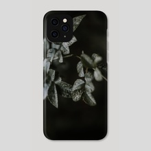 """a leaf picture"" - Phone Case by Jillian Noss"