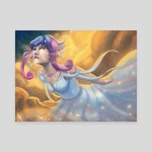 Dreamcatcher - Canvas by Claudie C.Bergeron