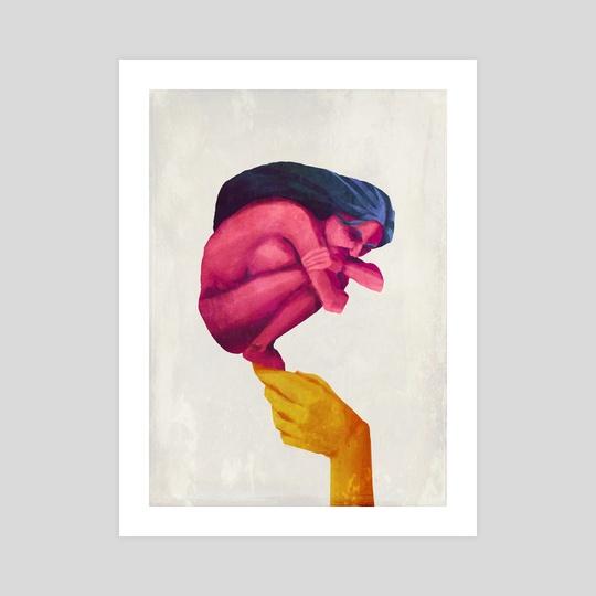 canary by Ali Saei