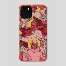 Devil spine. - Phone Case by brendan thompson