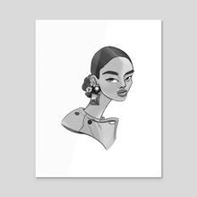 Pinterest beauty - Acrylic by Andrea Blume