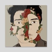 Shawn Mendes - Acrylic by Drawmatizing