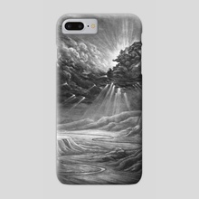 Eternity's Passing - Phone Case by Cameron Suter