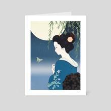 Fumitsuki - Art Card by Sai Tamiya