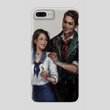 Infinite Vigor Post - Phone Case by Camila Vielmond