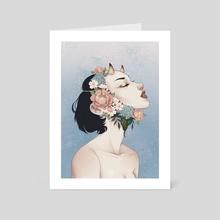 Gaia - Art Card by Viktoria Dekay