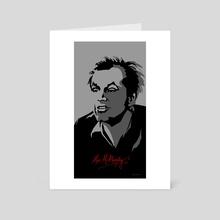 Jack Nicholson - Art Card by Kunal Kundu