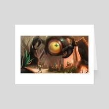 Gohma - Art Card by Vincent Bisschop