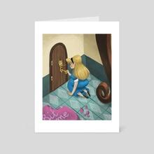 Key - Art Card by Laia Pampols