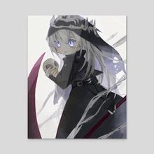 yofune  - Acrylic by soresaki