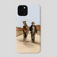 Death Americana - Phone Case by Zombie Rust