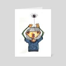 untitled2 - Art Card by Karolina Trojka
