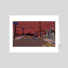 Beloved  - Art Card by mac