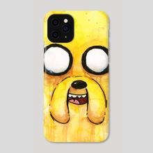 Jake - Phone Case by Olga Shvartsur