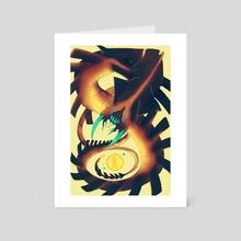 Usem - Art Card by Dross C