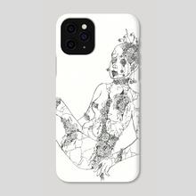 regeneration - Phone Case by Alexine Yap