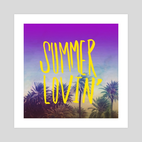 Summer Lovin by Leah Flores