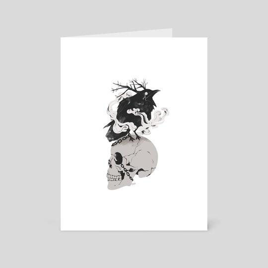 A Raven's Sorrow by Janice Chu