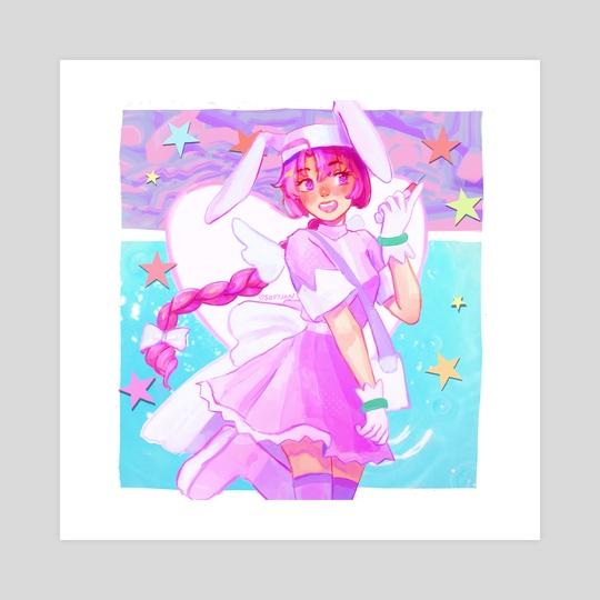 nurse witch komugi ! by SOFTJAN