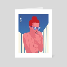Shade - Art Card by Fugazi Studios