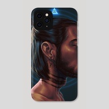 Consciousness  - Phone Case by Afenyi Arhin