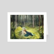 Croibhriste - Art Card by Bella Quinn
