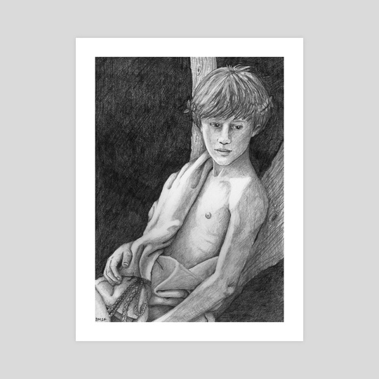 Young Bacchus by Bronwen MacDonald