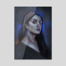 Grey - Acrylic by Margarida Ramos Matias