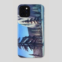 Yosemite National Park - Day 77 - Phone Case by Kellie Nicely