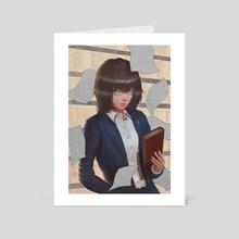Hibiki - Art Card by G.T. Neo