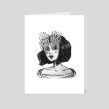 Parasights - Art Card by Jasmine Gordon