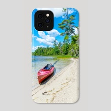 Washed Ashore - Phone Case by Alex Tonetti