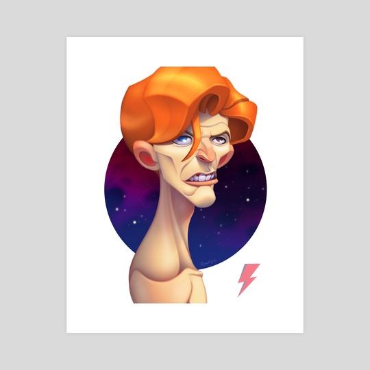 Bowie by Uroš Begović
