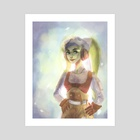 Hera Syndulla - Art Print by Kaitlyn