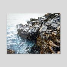 """Reefs"" - Acrylic by Maja Verzotti"