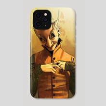 Sight For Sore Eyes - Phone Case by Caitlin Yarsky