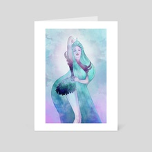Rhinemaiden II - Art Card by David Centeno
