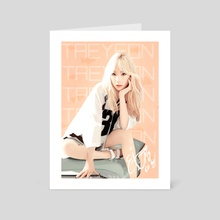 Baby G - Art Card by Belle Misa