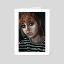 Hana - Art Card by Anastasja Andrejas