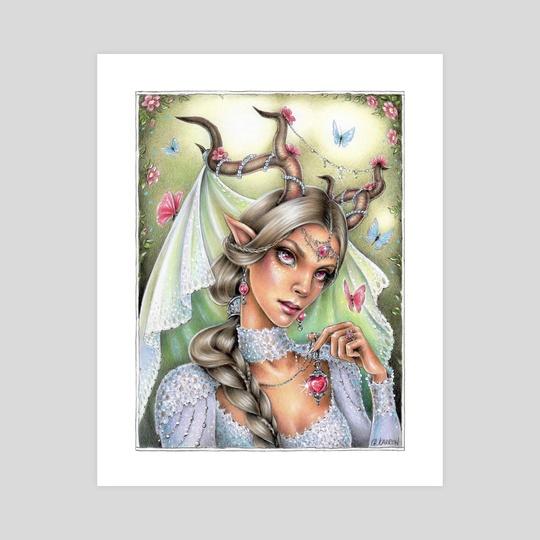 Fairy Bride by Christine Karron