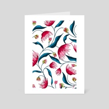 Dandelia - Art Card by 83 Oranges
