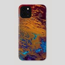 Blaze - Phone Case by Jennifer Walsh