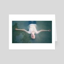 Sea Of Love - Art Card by Shannon Hanson