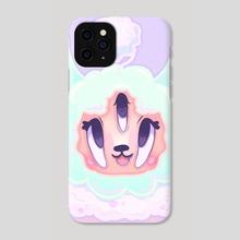 Strange Alpaca - Phone Case by Ashley Brielle