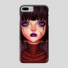 Red Life - Phone Case by Humberto Maldonado