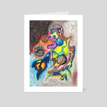 9 - Art Card by Jolos