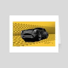 ZAGATO - Art Card by Katlego