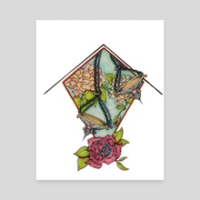 Libra  - Canvas by Valisa