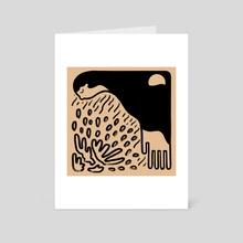 Love the Land - Art Card by Joseph Patton